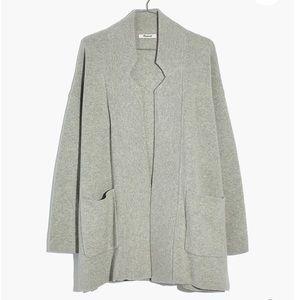 Madewell Spencer Sweater Coat, NWT!